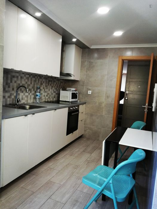 2-Bedroom apartment near Carnide metro station
