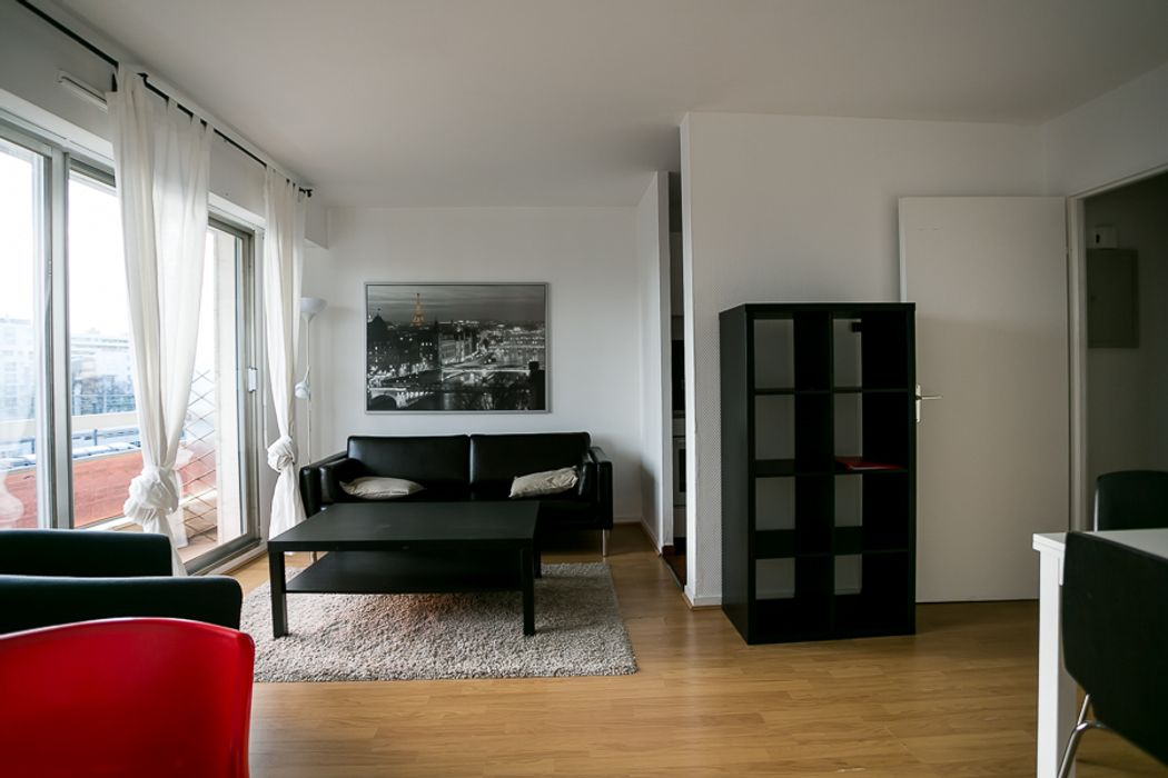 Student accommodation photo for Castagnary in 13th, 14th & 15th Arrondissement, Paris