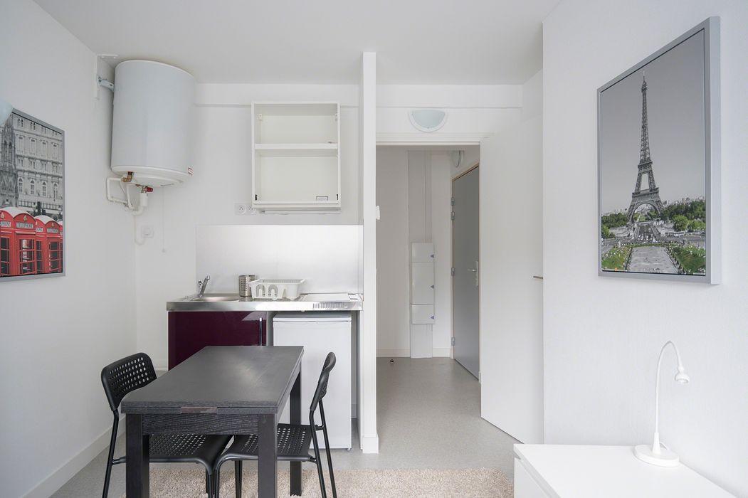 Student accommodation photo for 10 Rue de Musset in 16th Arrondissement, Paris