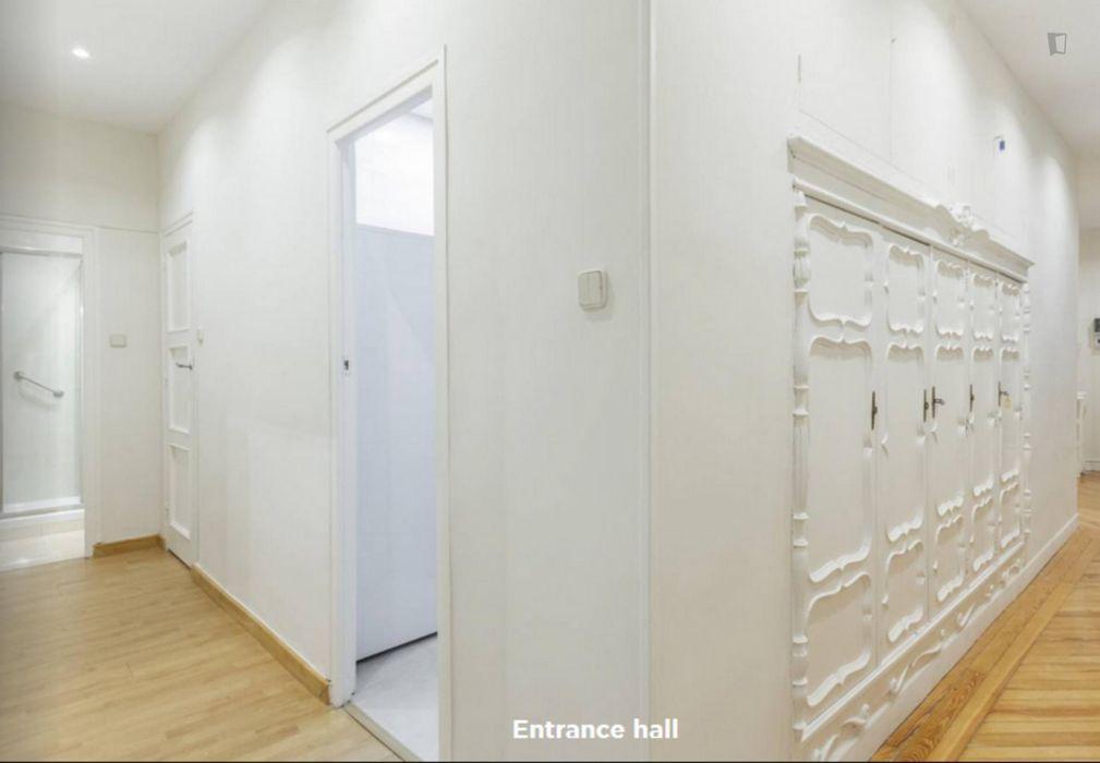 Unique double bedroom in Goya