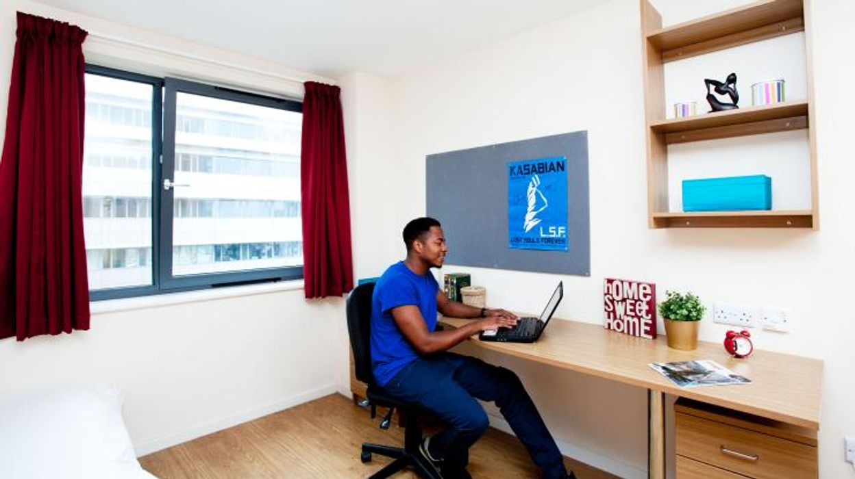 Student accommodation photo for Unite Students Jennens Court in Aston, Birmingham
