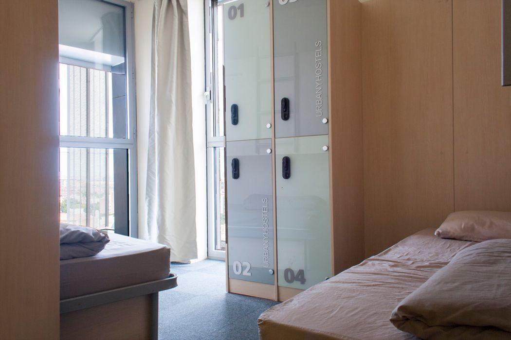 Student accommodation photo for Urbany Barcelona Hostels in Sant Marti, Barcelona
