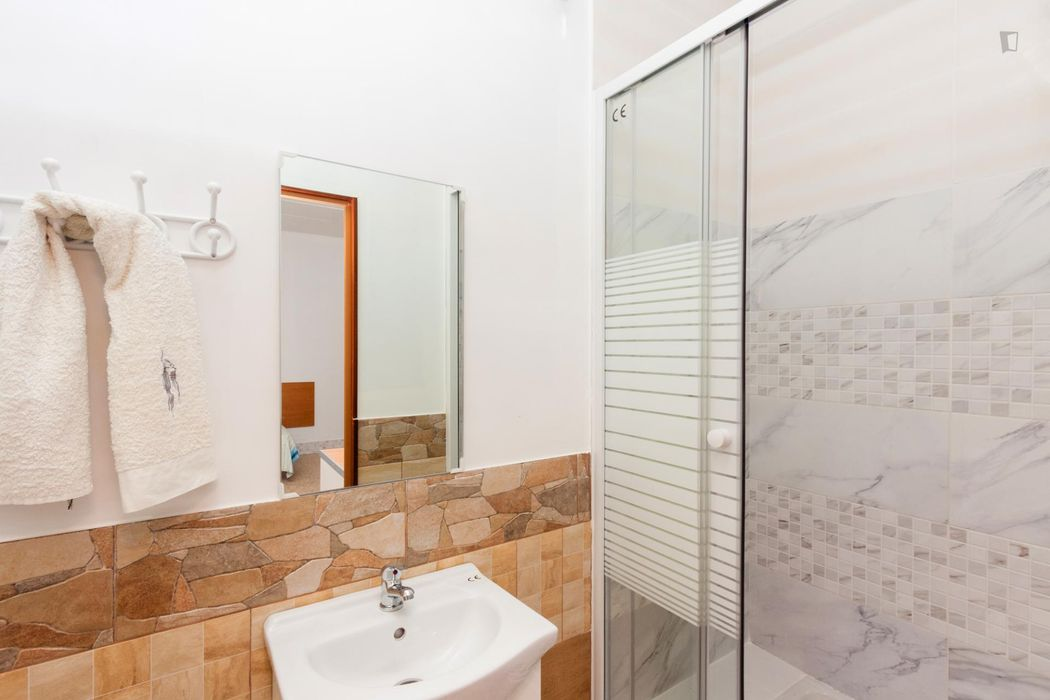 Lovely studio flat in well-connected Les Corts
