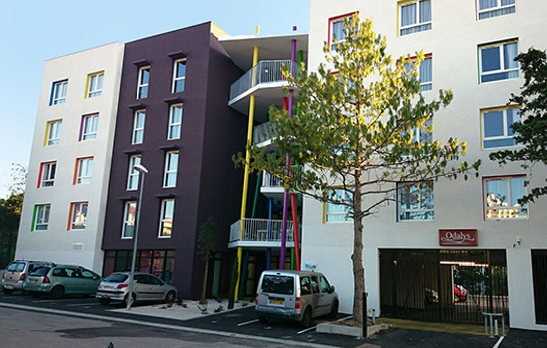 Student accommodation photo for Odalys Campus Perpignan in Moulin à Vent, Perpignan
