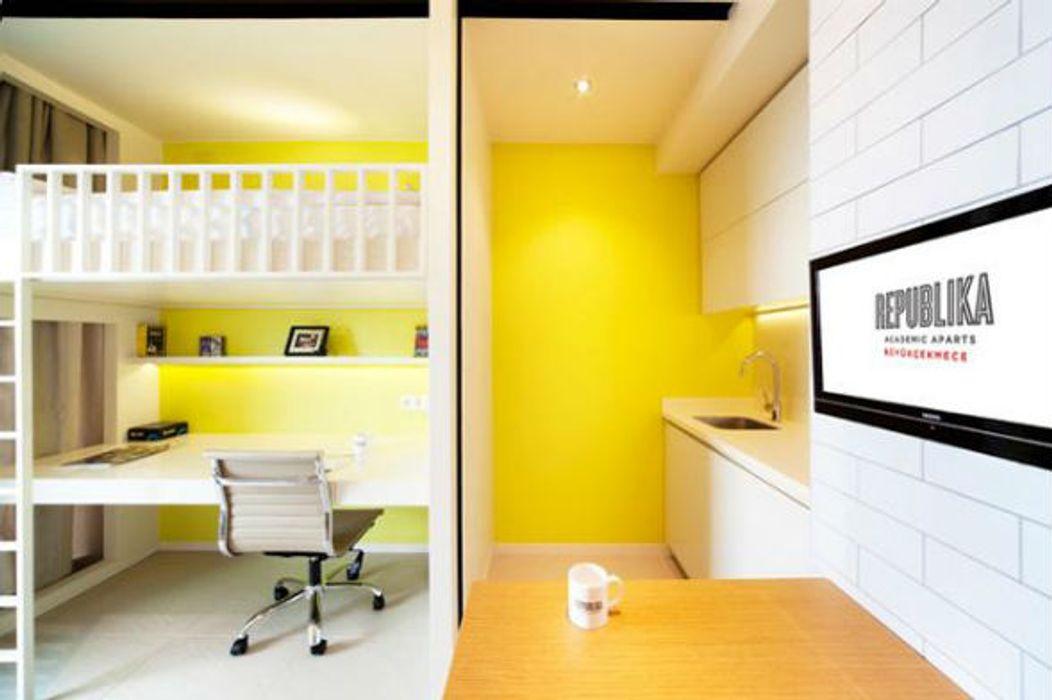 Student accommodation photo for Republika Büyükçekmece in Büyükçekmece, Istanbul