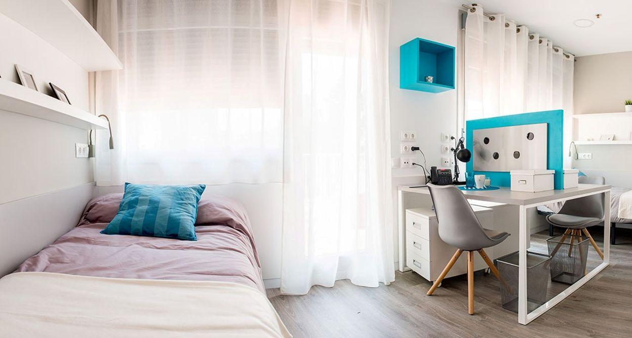 Student accommodation photo for Residencia Universitaria Vallehermoso in Vallehermoso, Madrid