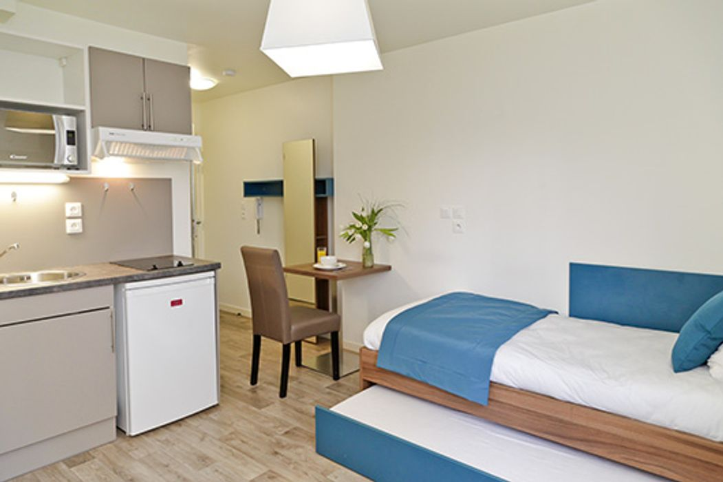 Student accommodation photo for Odalys Campus Blamont in Sainte-Anne - Faubourg Noyon, Amiens