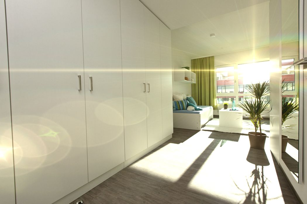 Student accommodation photo for YOUNIQ Frankfurt I in Kalbach-Riedberg, Frankfurt