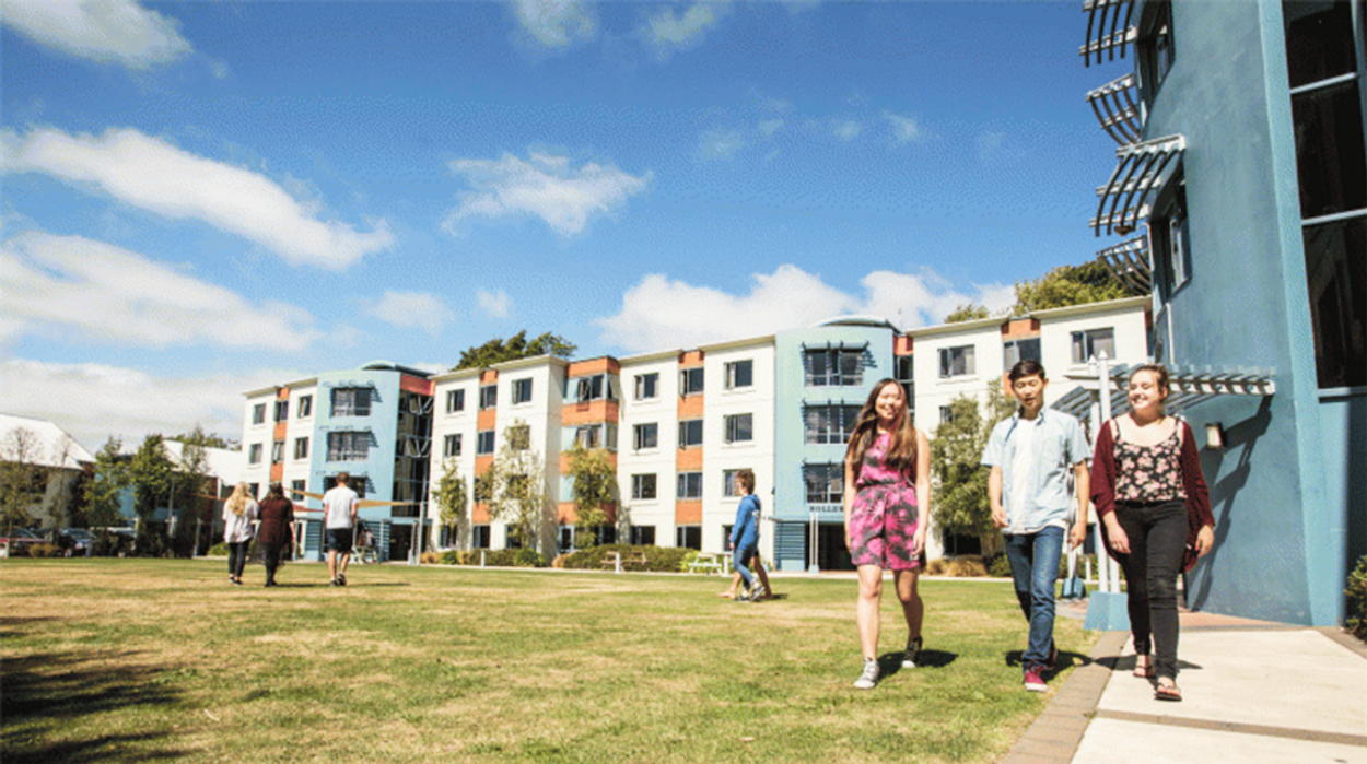 University of Canterbury Student Village - University Hall