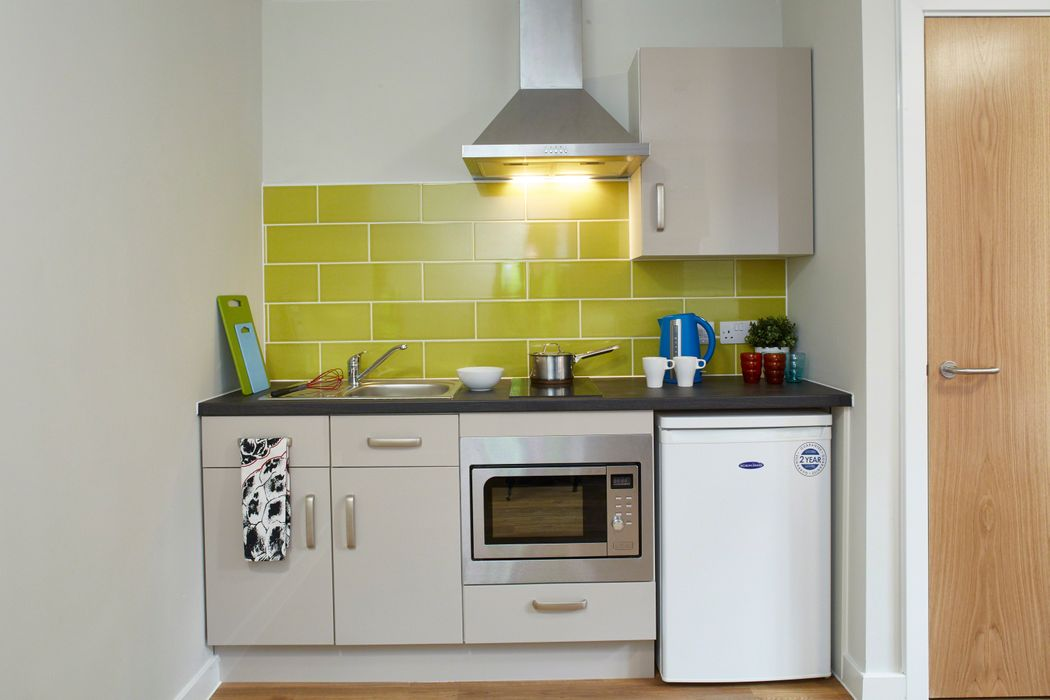 Student accommodation photo for Burgess House in Newcastle City Centre, Newcastle