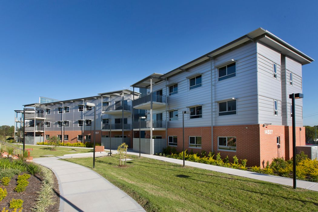 Student accommodation photo for Western Sydney University Village - Bankstown in South West Sydney, Sydney