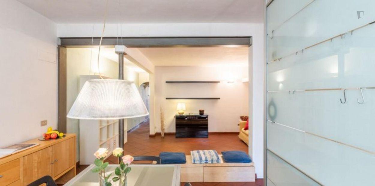 2-Bedroom apartment near Università degli Studi di Firenze, Dipartimento di Lettere e Filosofia