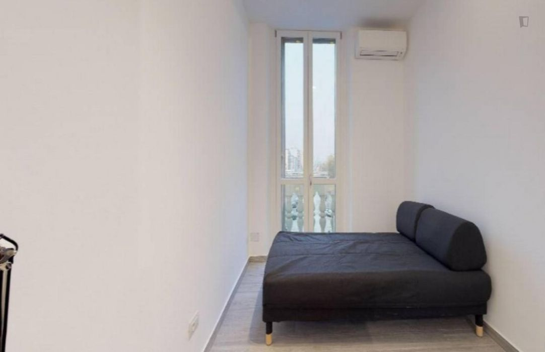 2-Bedroom apartment near Famagosta Ospedale San Paolo metro station