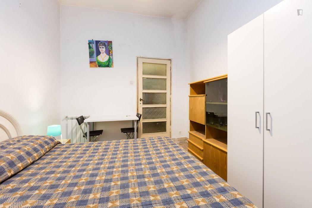 Single bedroom near Università degli Studi Roma Tre - Rettorato