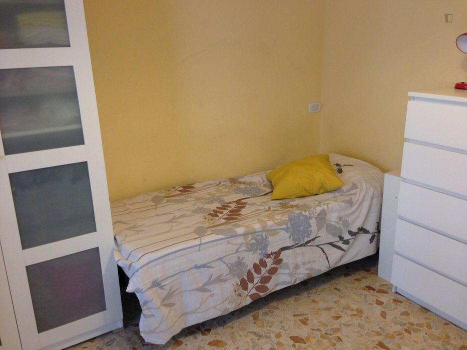 Neat 1-bedroom apartment close to Sapienza Università di Roma