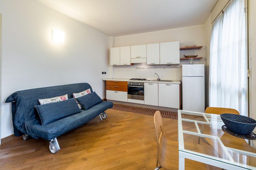 Splendid 1-bedroom apartment close to Università Bocconi