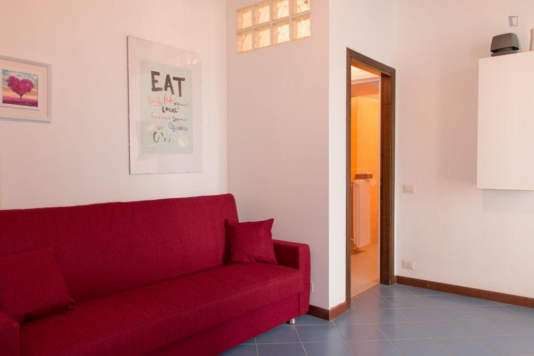 Charming studio apartment close to MIP Politecnico di Milano