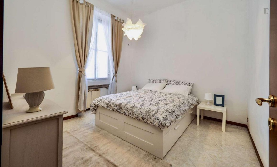 Bright and cozy 1-bedroom apartment for rent in Turro