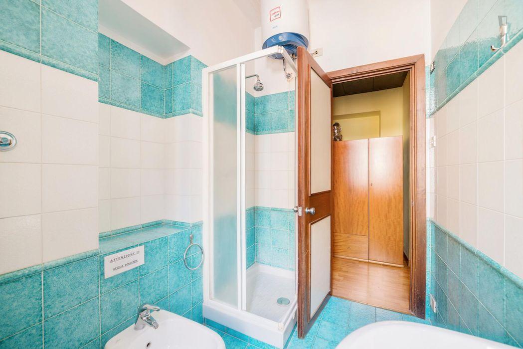 Cosy 1-bedroom apartment in Prati neighbourhood