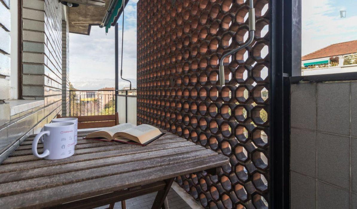 Classy 1-bedroom flat in Turro