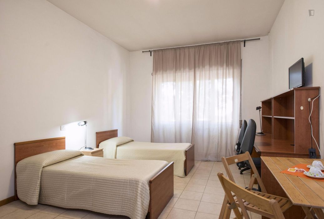 Lovely studio close to Villa Gordiani Park