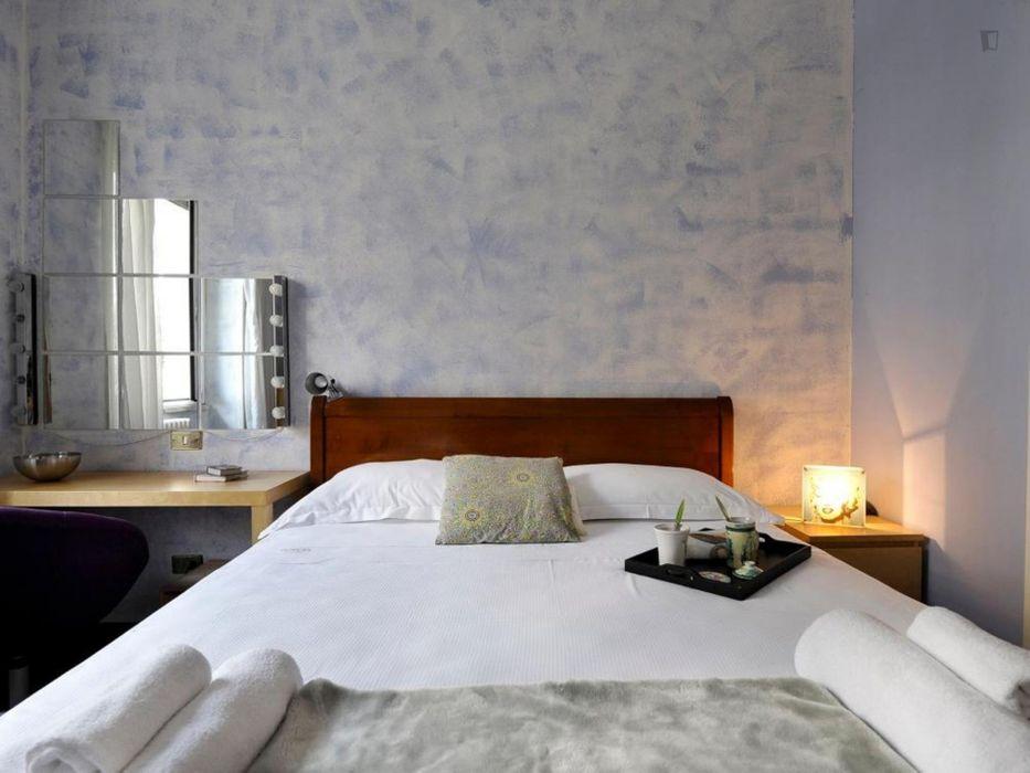 Graceful 1-bedroom apartment in Corvetto-Rogoredo