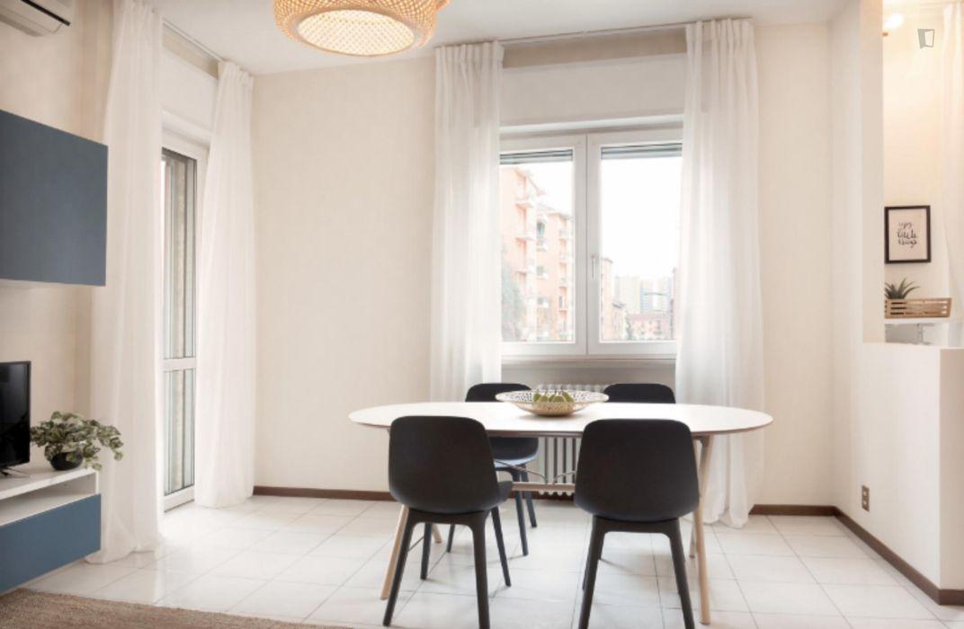 Wonderful One Bedroom Apartment in Niguarda