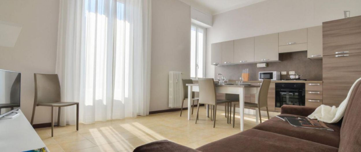 Cosy 1-bedroom flat close to the Marche metro station