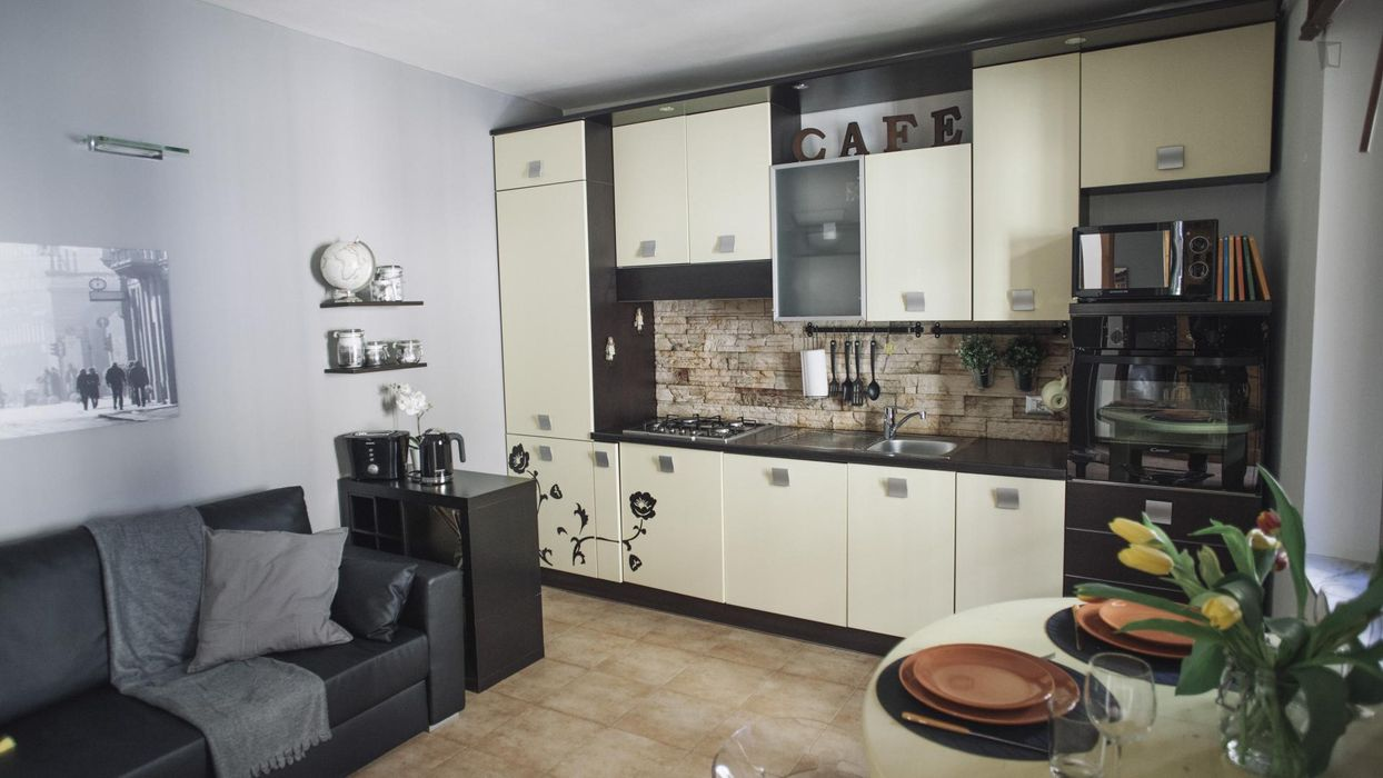 High-quality 1-bedroom flat minutes away from Università Bocconi