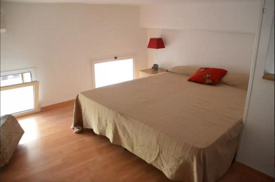 Pleasant 2-bedroom apartment in Trastevere