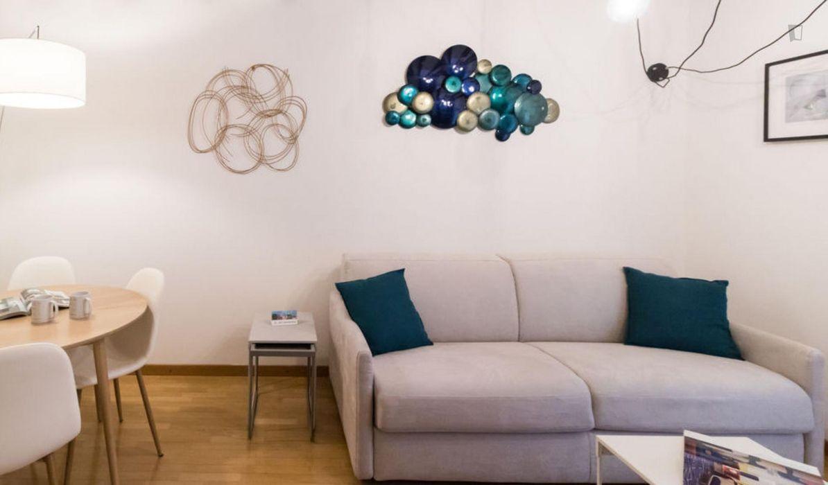 Pleasant 1-bedroom apartment in Buenos Aires