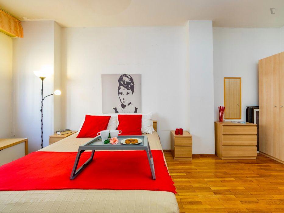 Gorgeous 1-bedroom apartment near Pasteur metro station