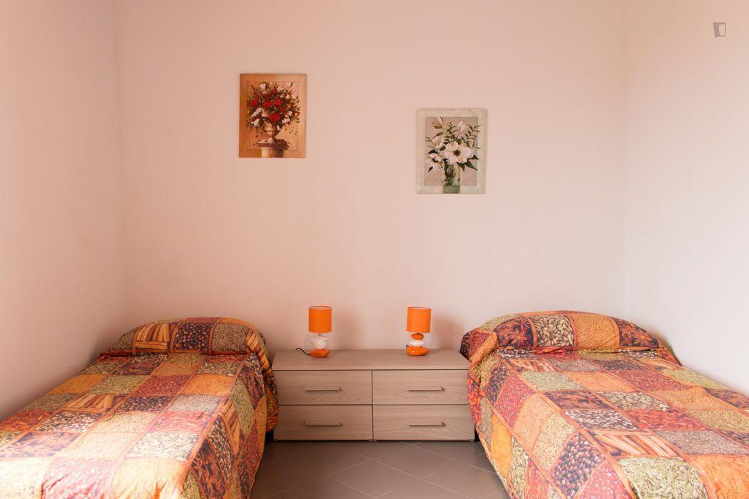 Stylish 1-bedroom flat neighbouring Parco Franco Verga