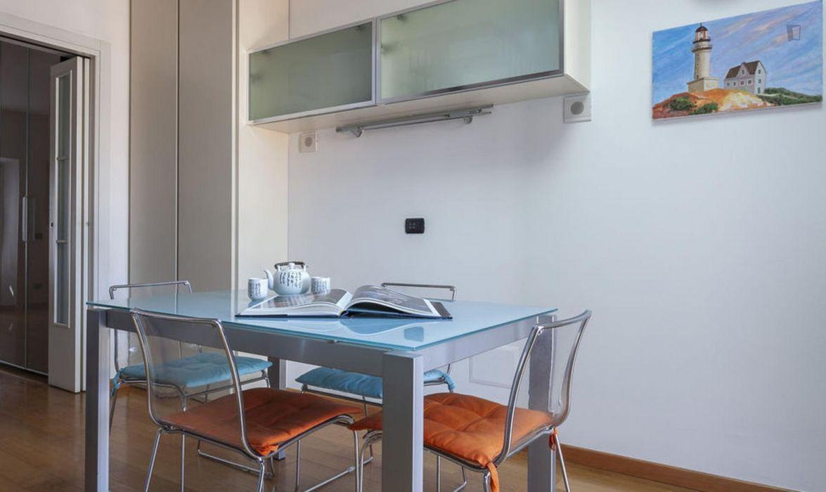 Lovely 1-bedroom apartment in Porta Volta