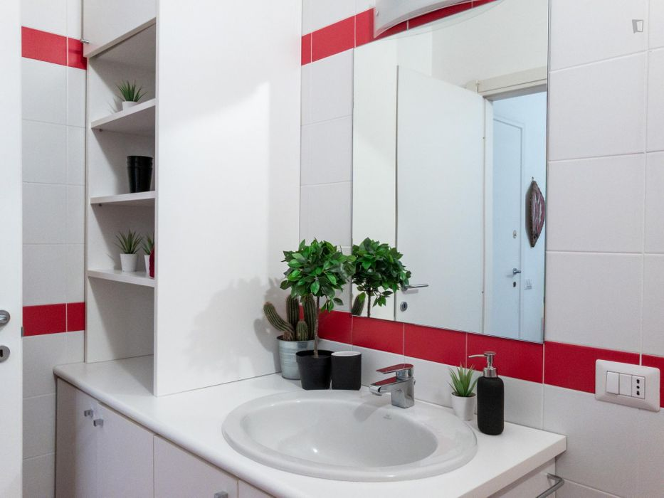 Comfy one bedroom apartment close to Bocconi University