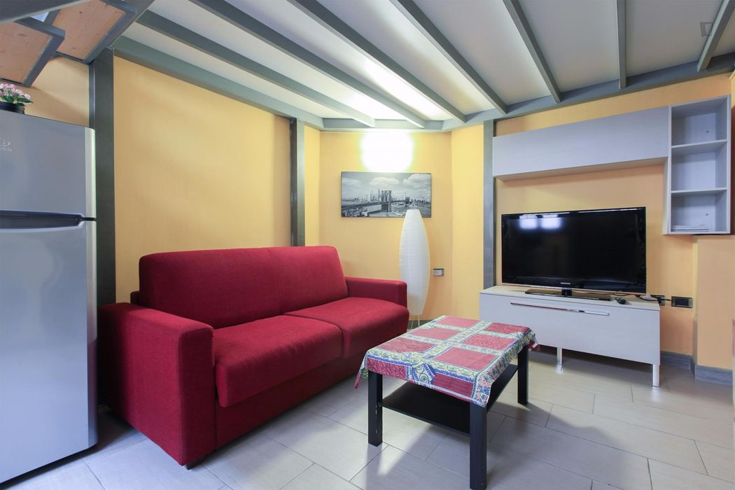 Cool studio in close to Pasteur metro station
