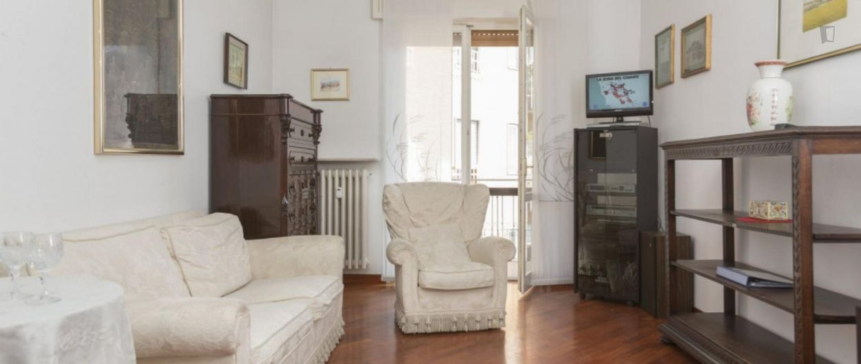 Nice 2-bedroom apartment in the Famagosta - Lorenteggio neighbourhood