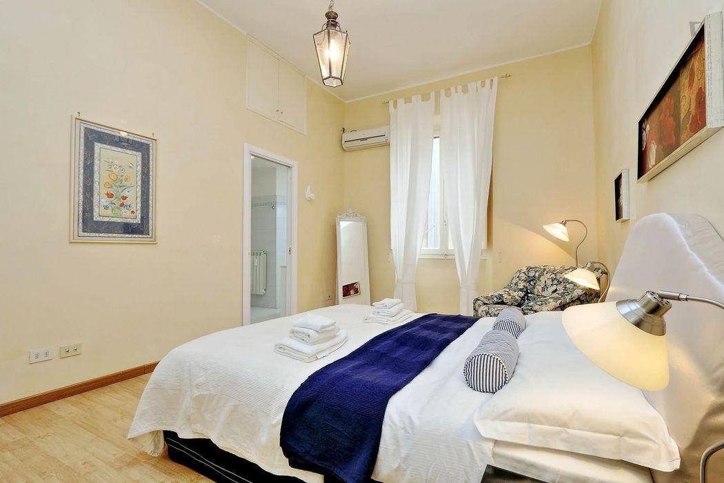 Elegant 1-bedroom apartment near Rione XVI Ludovisi