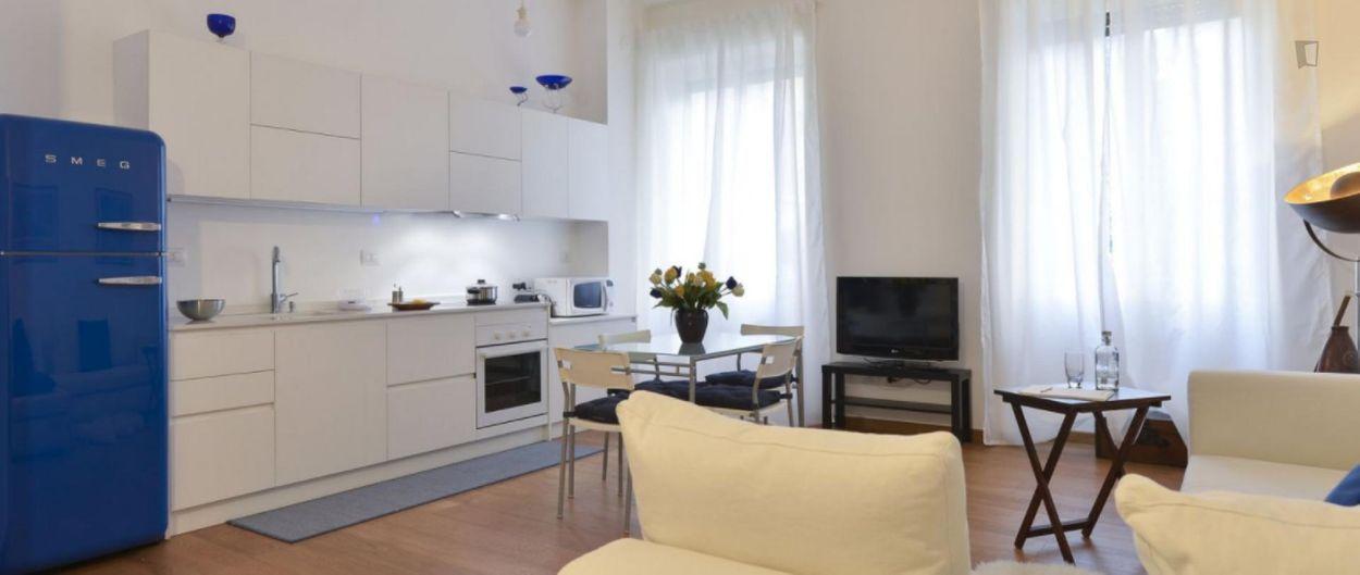 Cosy 1-bedroom flat close to the Università degli Studi di Milano