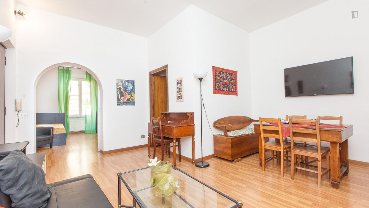 Cosy apartment in Trastevere