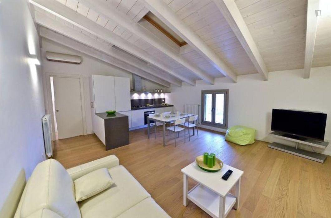 Open-plan apartment in Solari-Tortona