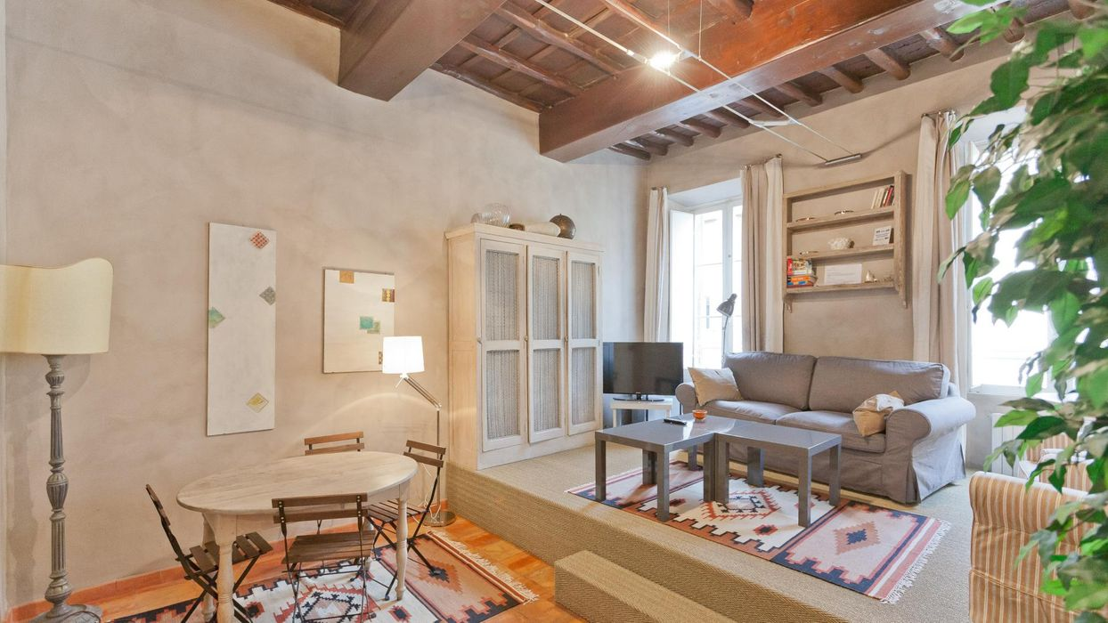 Really nice 1-bedroom apartment near Piazza di Spagna
