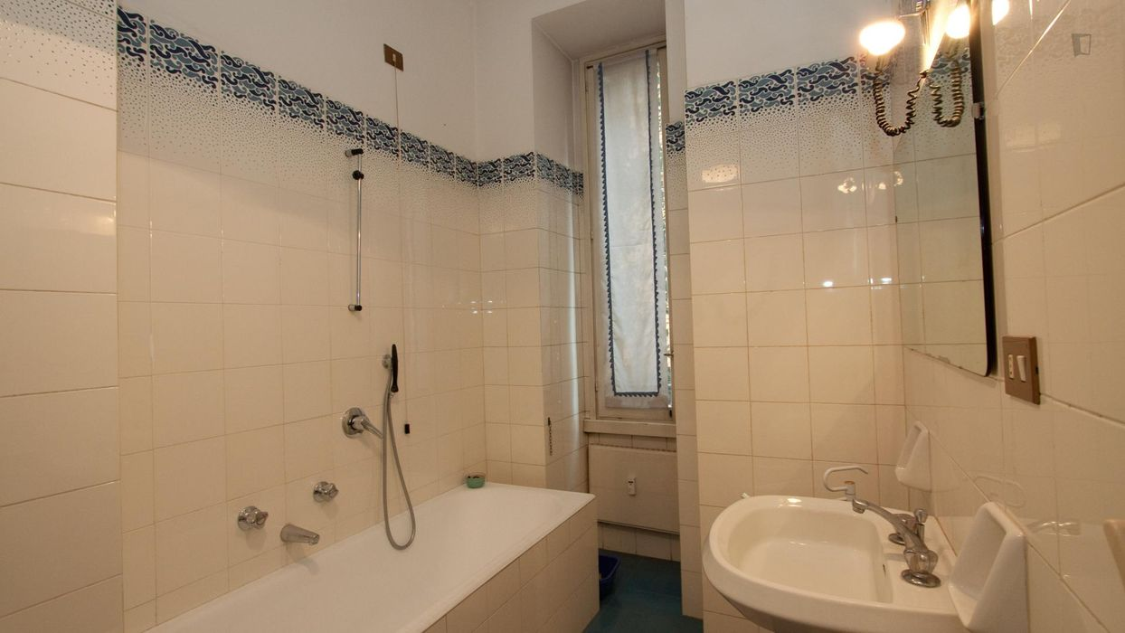 Cosy 1-bedroom apartment close to the Ottaviano metro station