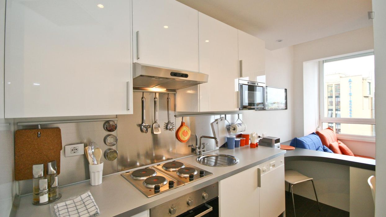 Nice-looking 2-bedroom apartment in Rione XIII Trastevere