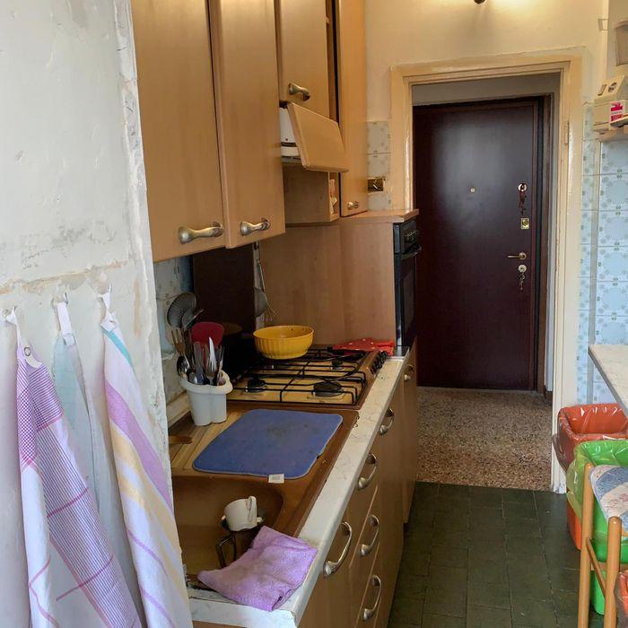 Multiple beds bedroom, in 2-bedroom apartment