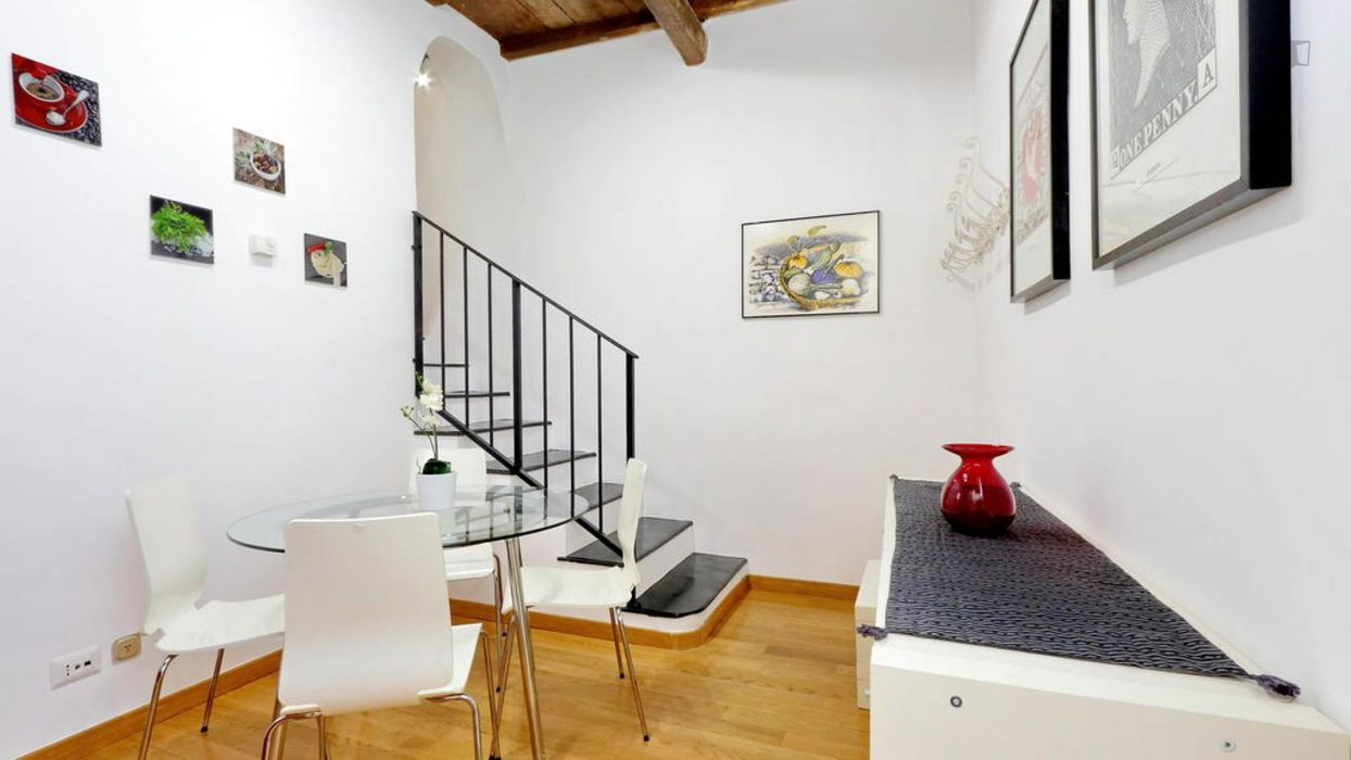 Modern 1-bedroom apartment near Cavour metro station