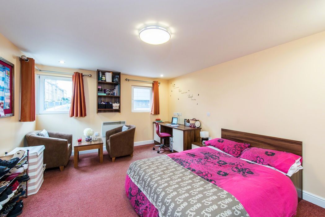 Student accommodation photo for Kexgill Tower in Bradford
