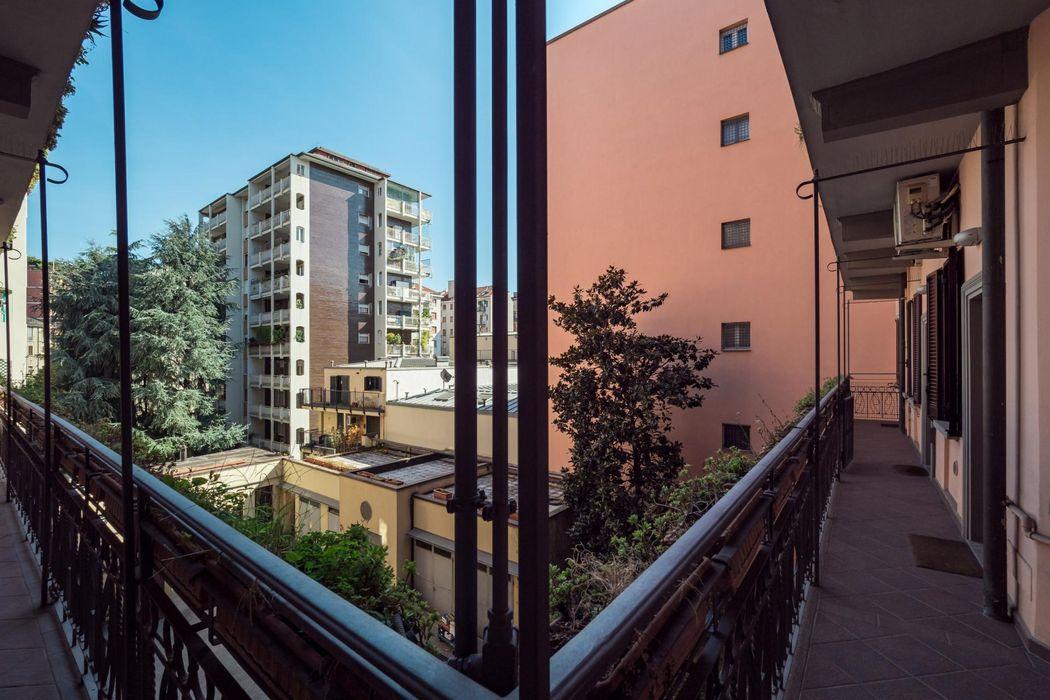 Comfortable apartment close to Porta Vittoria station
