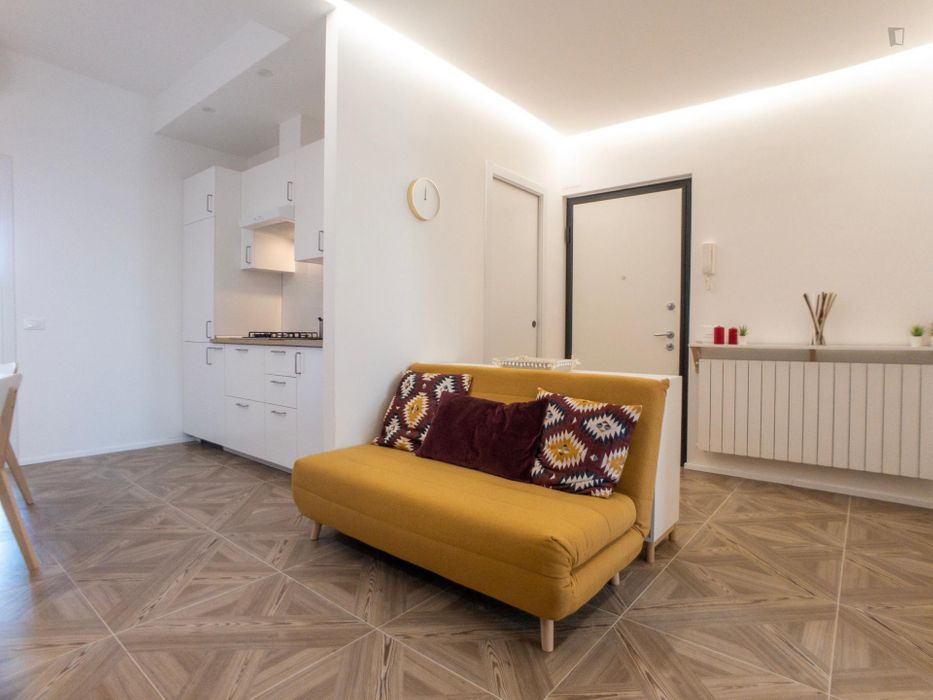 Brand new single bedroom close to Bocconi University
