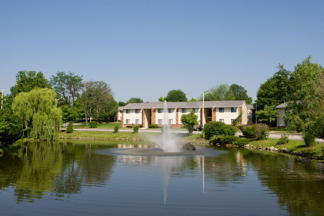 Student accommodation photo for Fountain Park Apartments in Hoosier Acres, Bloomington, IN